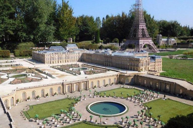 France-miniature